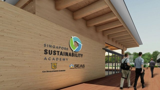 Singapore opens country's first sustainability academy