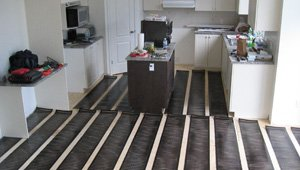 Ottawa homeowner tells all on installed radiant heating system