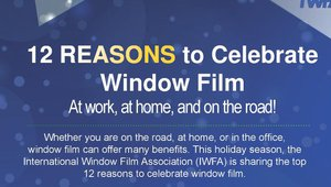 12 Reasons to Celebrate Window Film [Infographic]
