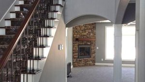 The home meets the requirements of the U.S. Environmental Protection Agency's Indoor airPLUS certification, including the use of primer, paint, cabinets, and flooring that emit no or very few air contaminants.