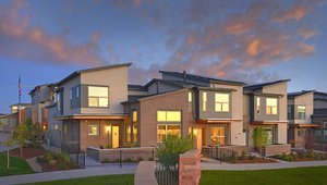 Thrive Home Builders built this 3,128-square-foot multifamily project in Lone Tree, Colorado, to the high performance criteria of the U.S. Department of Energy Zero Energy Ready Home (ZERH) program.