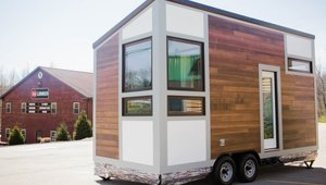 Tiny houses go on tour this summer