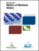 Busting the Myths of Bottled Water