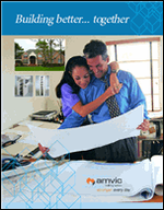 Amvic Insulated Concrete Forms Informational Brochure