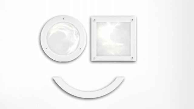 Are You Square or Round? There's a New Angle on Daylighting