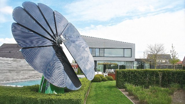 All-in-one solar solution makes off-the-grid living easy