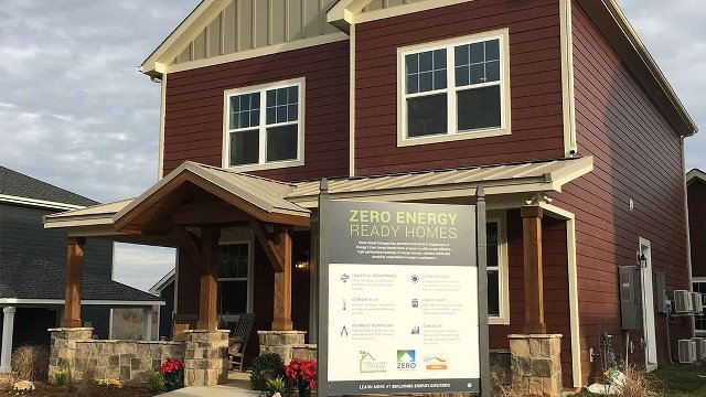 Phase 1 of 500 Zero Energy Ready Home Development Opens for Sale