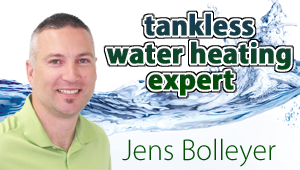 Landlords Benefit from Tankless Water Heaters