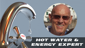 Waiting for hot water is costly and wasteful