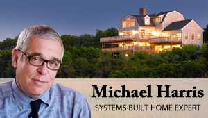 Systems built home expert Michael Harris to contribute expert insights