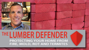 Does lumber get damaged during shipping and storage?